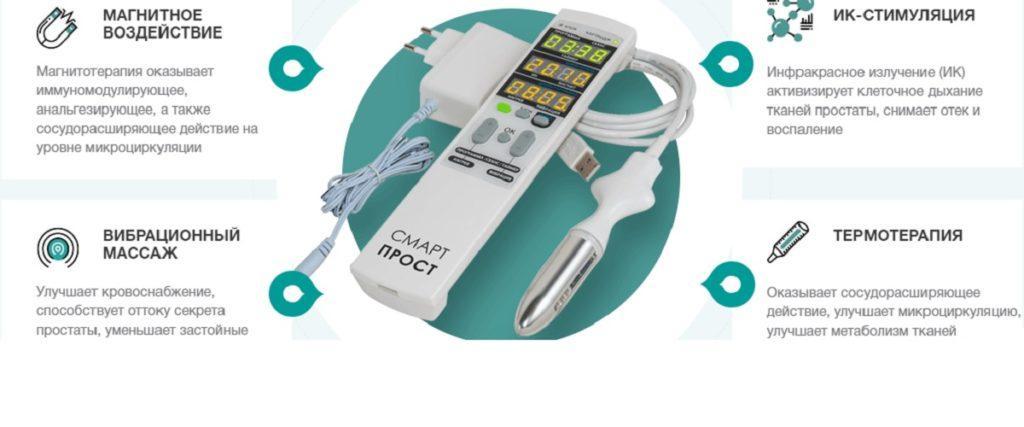 аппарат для лечения простатита в калининграде купить