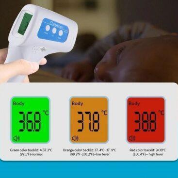 бесконтактный термометр купить в калининграде